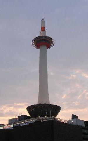 Kyoto Tower RL